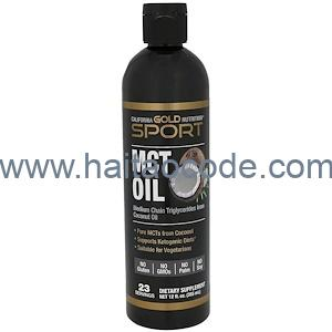 iHerb CGN MCT Oil